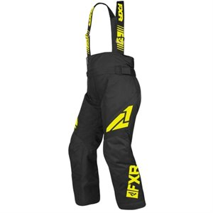 Pantalon Clutch junior black / hi vis GR12