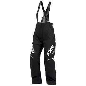 Pantalon Adrenaline femme black / white
