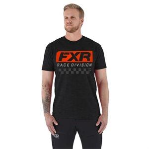 T-shirt Race Vision Homme Char Heater / Lava