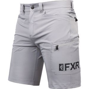 PANTALON COURT ATTACK SHORT 21 GREY 212113-0500-34