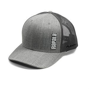 CASQUETTE VERTICAL CAP GRIS VER
