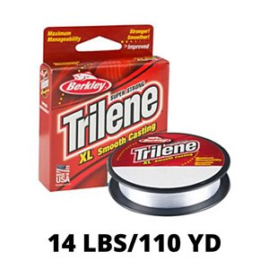 Ligne TRILENE XL 14lbs / 110yd