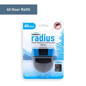 RECHARGE RADIUS 40hr